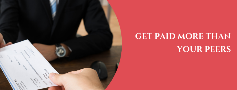 Get Paid More than Your Peers | Digital Marketing Courses in Banashankari