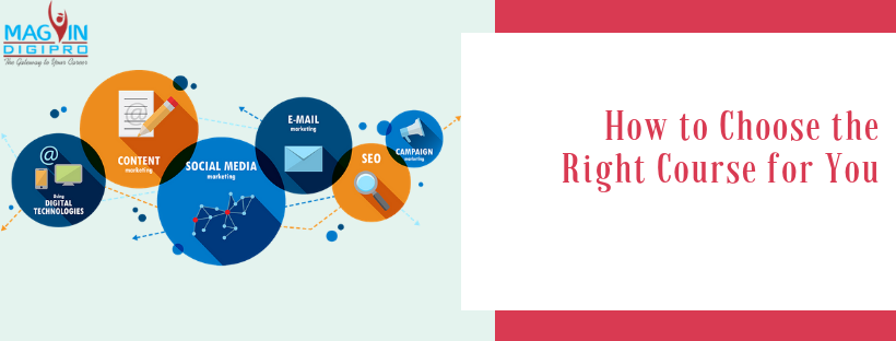 How to Choose the Right Course for You | Best Digital Marketing Course in Bangalore