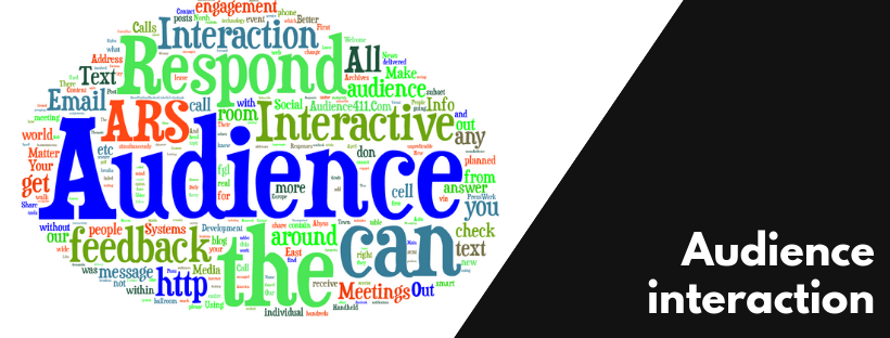 Audience interaction | Digital Marketing Services Banashankari