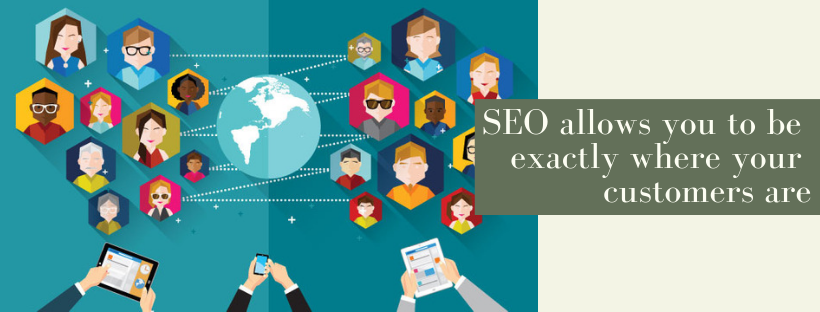 SEO | target customers | Digital Marketing Services in Bangalore