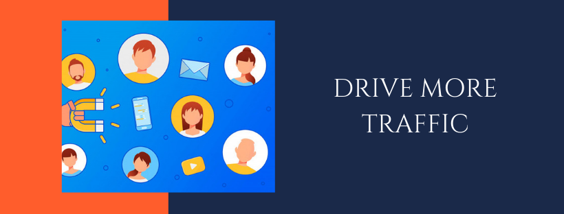 Drive More traffic | Digital Marketing Consultancy in Bangalore