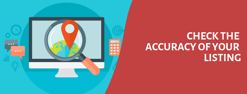 ACCURACY OF YOUR LISTING | Best Digital Marketing Consultancy in Bangalore