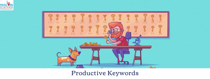Productive Keywords | Best Digital Marketing Training in Bangalore