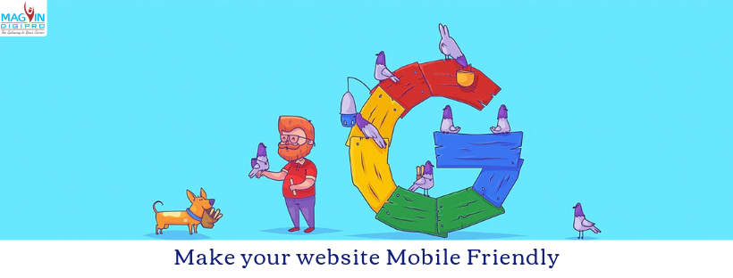 Make your website Mobile Friendly | Best Digital Marketing Training in Bangalore