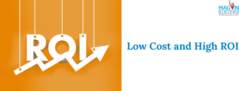 Low Cost and High ROI | Digital Marketing Training in Bangalore